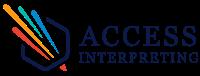Access Interpreting LLC Logo